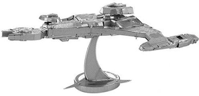 Fascinations Metal Earth Star Trek Klingon Vor,Cha Class