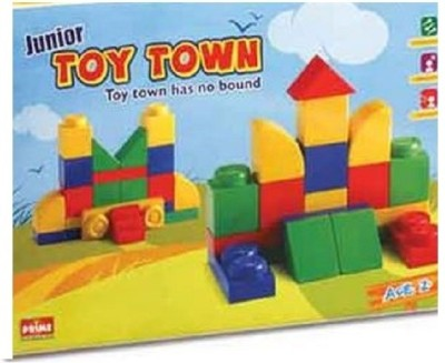 Giftoscope Prime Toy Town Junior Blocks