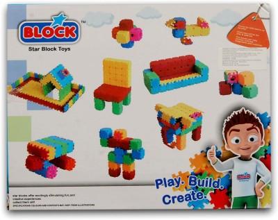 Dinoimpex Star Block Toys - Best For Improving Skills