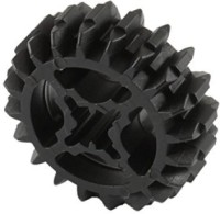 Lego Lego Parts: Technic Gear - 20 Tooth Double Bevel (Black)(Multicolor) best price on Flipkart @ Rs. 1125