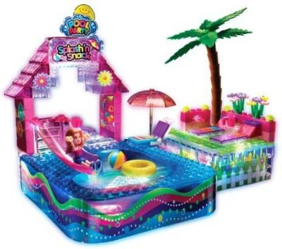 Cra-Z-Art Lite Brix Pool Party