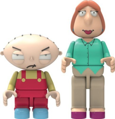K,Nex Family Guystewie And Lois Buildable
