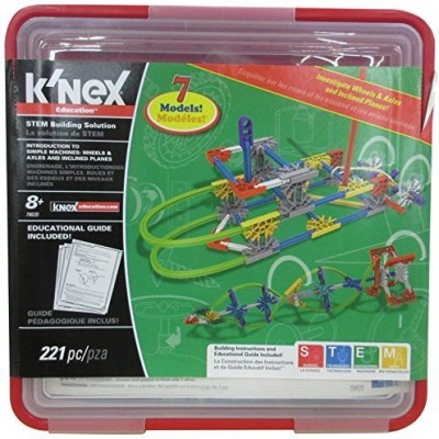 K,NEX Education Intro to Simple Machines: Wheels, Axels and Inclined Planes