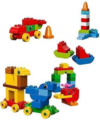 Lego Duplo Creative Suitcase 10565
