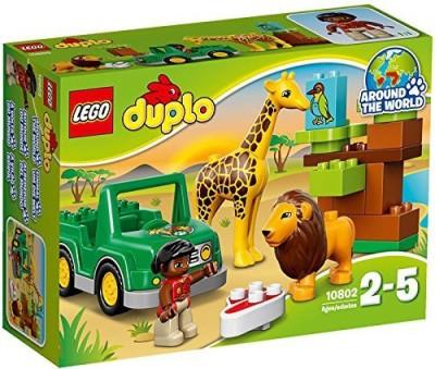 Lego Savanna 10802
