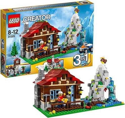 Lego Creator Mountain Lodge 31025