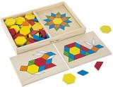 Melissa & Doug Pattern Blocks and Boards...