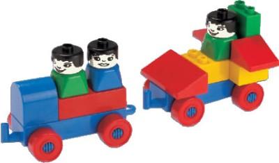 Peacock Kinder Blocks-Play Set