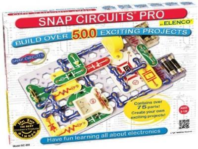 Elenco Snap Circuits PRO SC-500 Electronics Discovery Kit