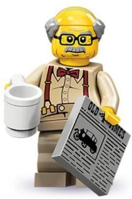 Lego Series 10 Mini Grandpa (71001)