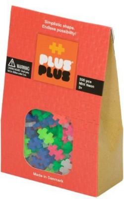 Plus-Plus 300Piece Neon Assortment