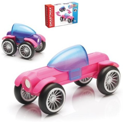 SmartMax Power Vehicles Pink & Purple