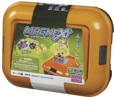 Magnext Mega Bloks 135 Count Special Parts Tub