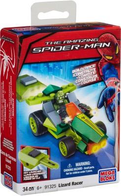 Disney Mega Bloks The Amazing Spider-Man Lizard Racer