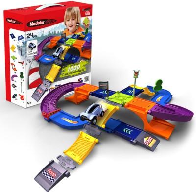 Modular Toys 3D Road Builder Kit