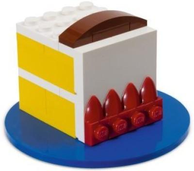 5Star-TD Exclusive Lego Birthday Cake 40048 80Th Celebration