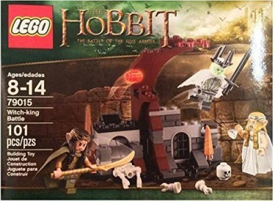 Lego The Hobbit Series 79015 Witchking Battle