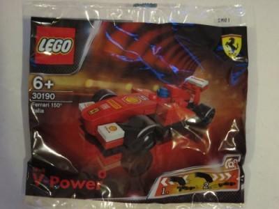 Lego Ferrari Shell Promo 30190 Ferrari 150 Italia S Ferrari