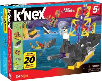 K,Nex Pirate Adventure 20 Model Building Set