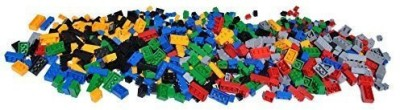 Mountain Reliable Products. Toy Building Blocks - 1,000 Bricks