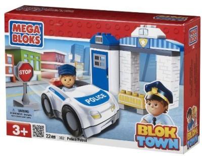 Mega Bloks Police Patrol