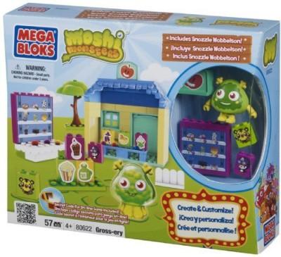 Mega Bloks Moshi Monsters Grossery Store