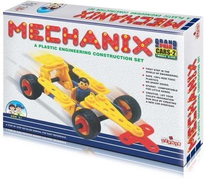 Mechanix Plastic Cars 2