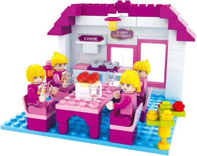 Funblox Fairyland Dining