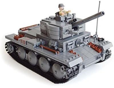 KAZI Blocks Kazi Building Century Military Pzkpfw… Tank Heer 82009