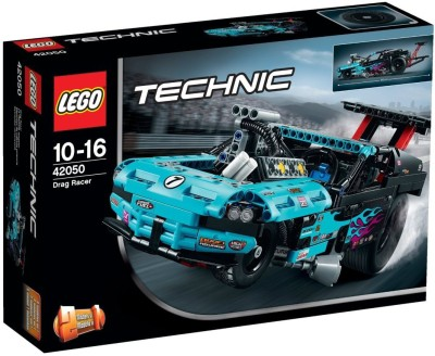 Lego Lego Drag Racer, Multi Color