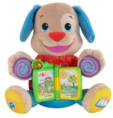 Fisher-Price Fisher-Price Laugh and Learn Singin, Storytime Puppy