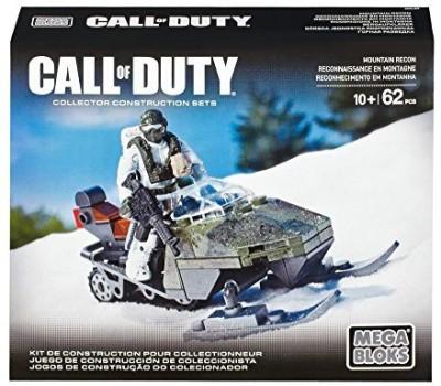 Mega Bloks Call Of Duty Mountain Recon