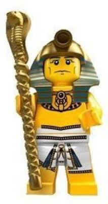 Lego Mini Collection Series 2 Loose Mini Egyptian Pharaoh