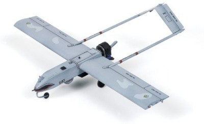 Academy U.S. Army RQ-7B UAV Airplane Model Building Kit(Multicolor)