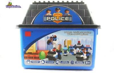 Toyzstation Police Blocks