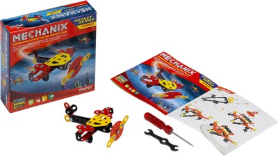 Zephyr Mechanix-Pocket Series-Planes