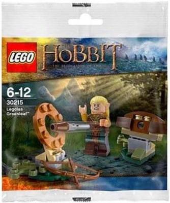 Lego The Hobbit Las Greenleaf Mini Set 30215 [Bagged]