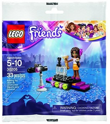 Unknown LEGO Friends 30205 Pop Star Andrea NEW 2015