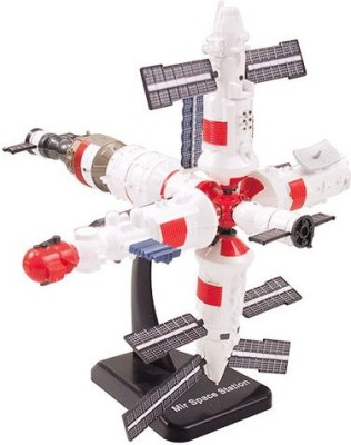 InAir E-Z Build Space Station Mir Model Kit
