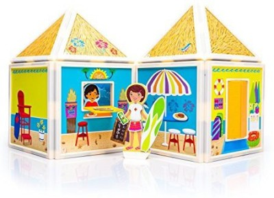 Build & Imagine Day at The Beach Building Kit
