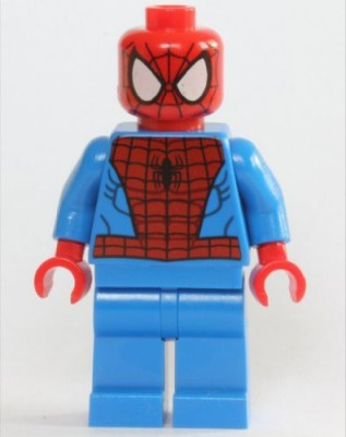 Lego Super Heroes Spiderman (2012) Mini