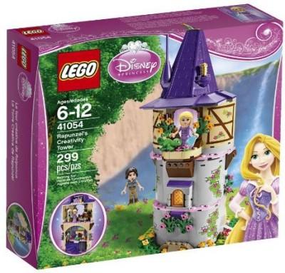 Disney LEGO Princess Rapunzel's Creativity Tower 41054