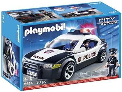 Playmobil Police Car Vehicle