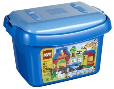 Lego Bricks and More Brick Box 4626