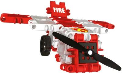 Clics Hero Squad Fire Brigade Box 3 In 1