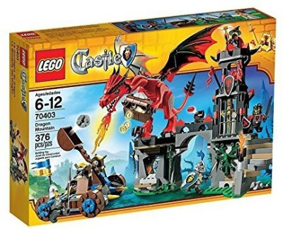 Lego Lego Castle Dragon Mountain