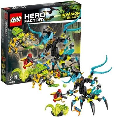 Lego Hero Factory Queen Beast VS Fano & Evolution & Stormer 44029