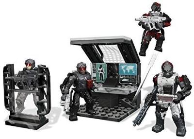 Mega Bloks Call of Duty Warfare Unit Playset
