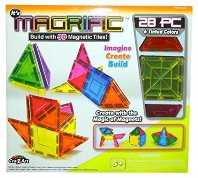 Cra-Z-Art Magrific Magnetic Set (28Piece)
