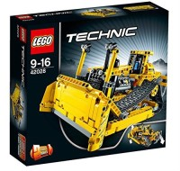 Lego Technic Bulldozer 42028(Multicolor) best price on Flipkart @ Rs. 13490